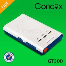 Concox Direct Manufacture Voice Monitoring Mini Size GT300 GPS Car/Personal Tracker Check Location via SMS