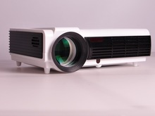 """1080P HD Commercial theatre 150"""" Format(4:3 16:9) / home theater projector"""
