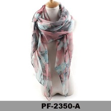 Free Fashion Hot Cool Soft Voile Scarf Wrap Shawl Stole Neck Wrap Women