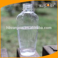 Custom PET Plastic Wine Bottle for Tequila wholesale