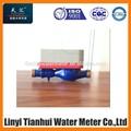 Dn20 medidor de agua caliente, caliente ic tarjeta de prepago medidor de agua