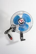 "mini oscillating fan 8"" for car(6""/10"")"