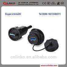 USB3.0 Connector IP67 Special Combination Lock Usb Flash Drive
