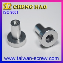 Hexagon Slotted Head Cap Aluminum Anodizing Nuts Bolts Screws Bicycle Sets