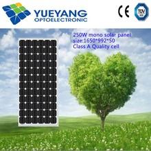 310 watt solar panel solar power MPPT system high efficiency 250 watt solar panel