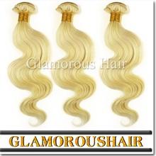 Aliexpress hair hair weaving remy russian blonde hair extensions