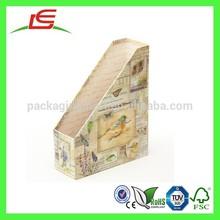 Q1067 Movable Cardboard Magazine Holder, Magazine And Book Shelves Wholesale