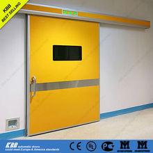 Operating room door, hermetic, lead board, CE certificate