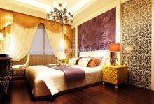 5021 LILY Dezhou Demax Plant Fiber Wholesale Interior Wall Using Decoration 3D Wall Panel
