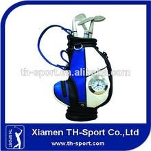 executive office golf set golf club pen set
