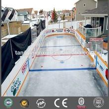 Durable waterproof uhmwpe sheet for hockey rink floor