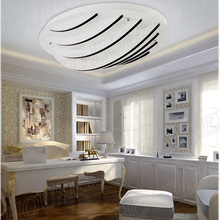 Color white ceiling lamp for hotel