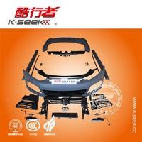 For VW R20 PP Material Bumper Assy