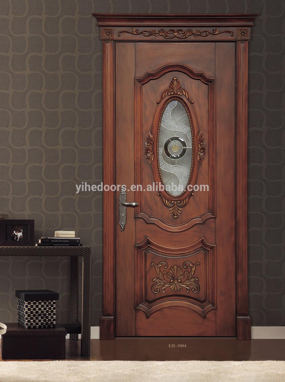 Wooden single door designs for houses images for Single main door designs for houses