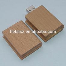 book shape 16gb custom usb flash drive