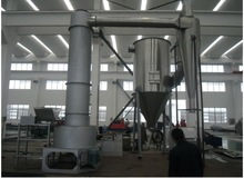 Spin Flash Dryer for Polyvinyl Acetate