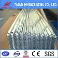 preço competitivo chapa ondulada de aço para telhados de metal