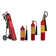 Eco-friendly Portable high quality small carbon dioxide fire extinguishers