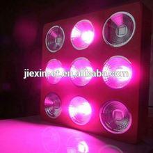 Pdgrow Technology 630nm,660nm,450nm,470nm,730nm full spectrum integrated LED grow light,led plant grow light with full spectrum