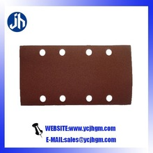 alumina adhesive backed sandpaper 1/4 sheet