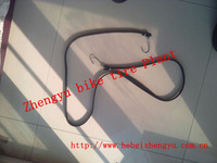 black elastric rubber band_strong rubber cord_cheaper rope to fix luggage