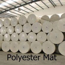 Spunbond polyester felt for SBS/APP roofing membrane (manufacturer) from China
