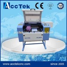 hot sale mini laser engraver for arts and crafts AKJ6040