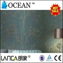 Qualité arbre moderne belle conception papier peint