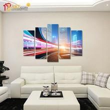 Interior decoration modern photo paintings