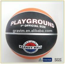 Printing logo PVC basketballs