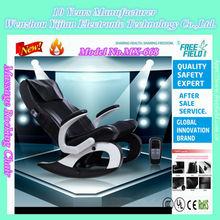 New 3D full body massage chair with massage function, Shake Shake Massage Chairs, MX-668 Rocking Massage Chair