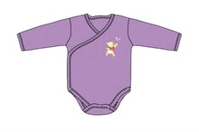 2014 summer fashion baby body for new born underwear