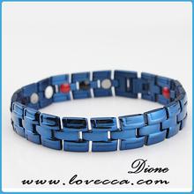 Popular gift men's magnetic tungsten bracelet for sale