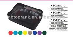 26x20x10CM travel mesh luggage organizer for men
