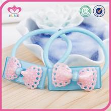 Yiwu manufacturing kids mini elastic hair bands
