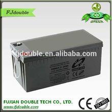 gel vrla 12v 200ah 12v 200ah Gel battery solar battery Made in China