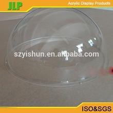 JLP 80cm*80cm acrylic round dome,toys acrylic toys round dome