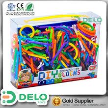colorful intelligence plastic building blocks toys for kids DE0004016