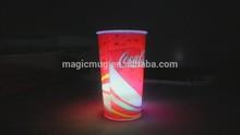 Plastic Beer Mug With Lights