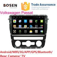 New Android PC Navigator 10.2 inch DVD/ WIFI/Bluetooth multi function VW Car Passa