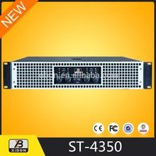 karaoke amplifier reverb audio amplifier 2000W solid audio amplifier