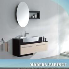 HS-CE817 modern wall hung meuble salle de bain bathroom cabinet