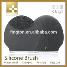 Korean hot sale cosmetics silicone facial cleansing brush