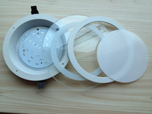 WW CW Led Hotel Lamp Glass Cover Down Light Led Panel Lighting/led Downlight