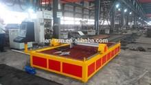 manual sheet metal cut machine automatic iron sheet cutting machine