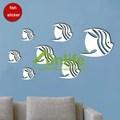 amazon funlife novos cupons peixe cartoon espelho decalques de dia das crianças do berçário sala decoração ms361074