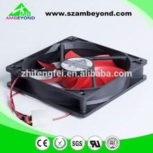 Top Motor 120mm x 25mm 12V DC Car Fan 12025 5 Inch DC Brushless 12 Volt Cooling Fans