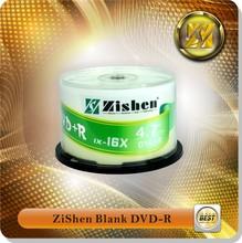 Made In Taiwan Dvd-R 4.7Gb Blank Dvd+R Manufacturing Mini Dvd Copy