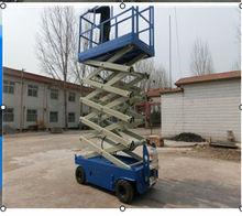 CE electric platform lift for sales 12m electric personal lift