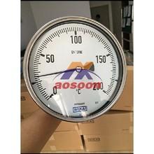 WIKA TI.32 and TI.52 industrial/marine bimetal thermometer